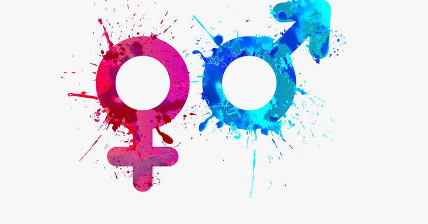 Symbol kobiecości i męskości