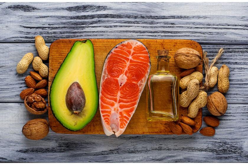 Produkty diety katogenicznej