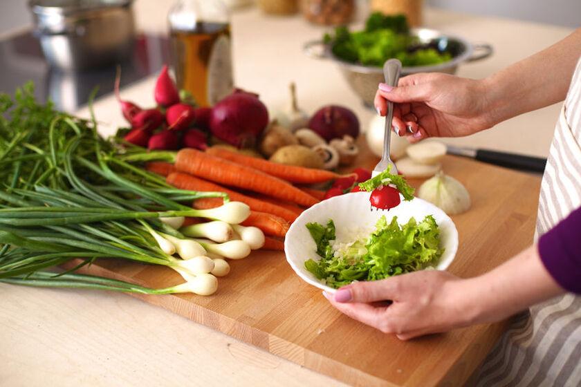 Warzywa, które są skuteczne w leczeniu endometriozy