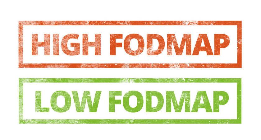 """Napis """"dieta fodmap"""""""