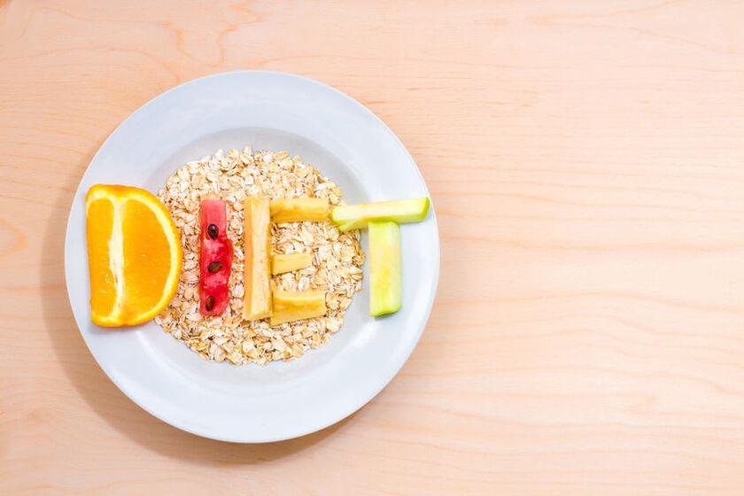 dieta strukturalna