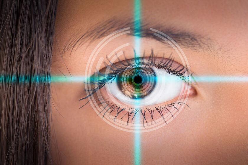 Oko kobiety