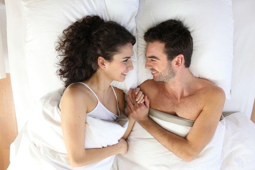 Para korzystająca z antykoncepcji