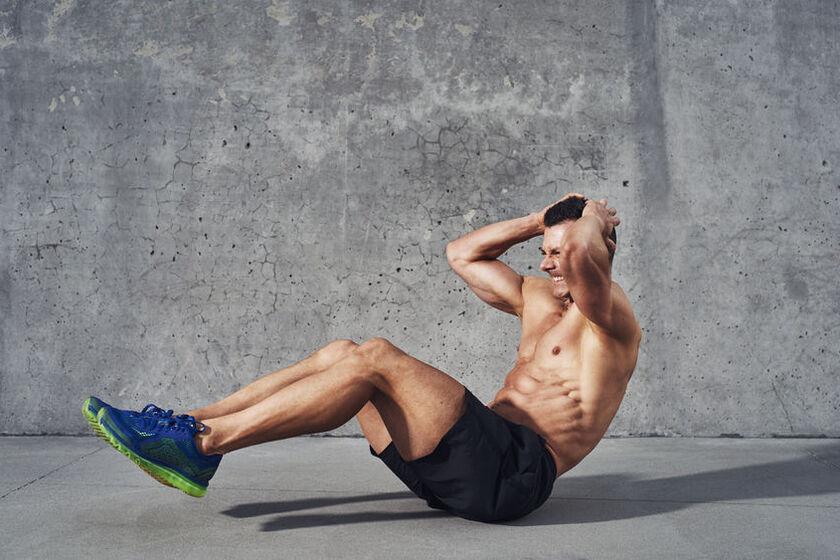 Ćwiczenie mięśni brzucha