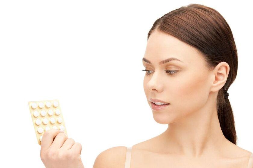 Jednoskładnikowa tabletka antykoncepcyjna