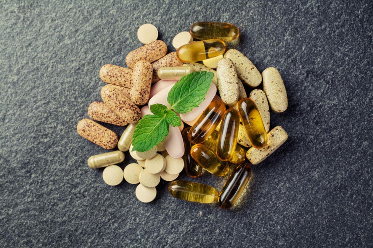Suplementy diety z kwasem DHA