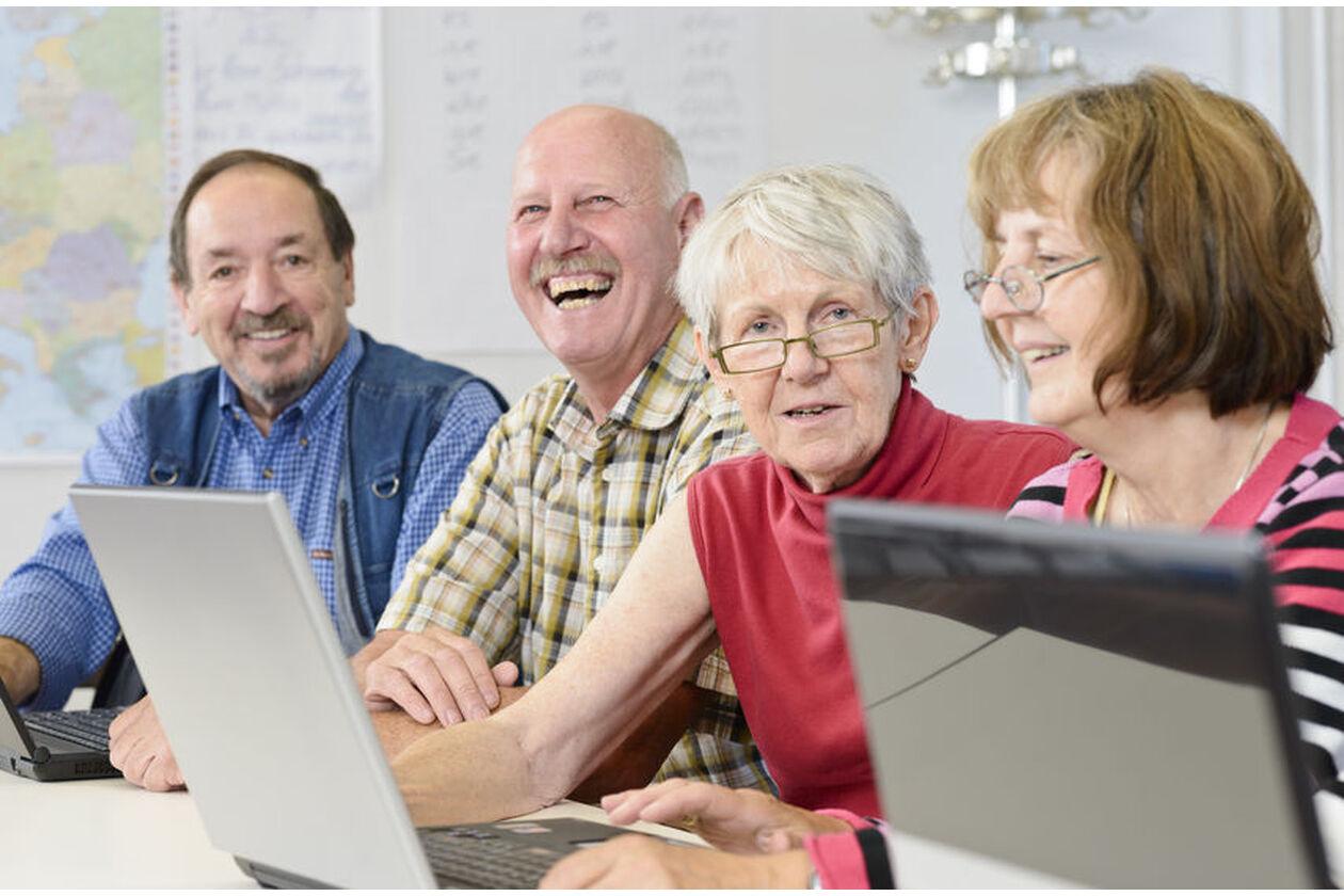Zajęcia dla seniorów