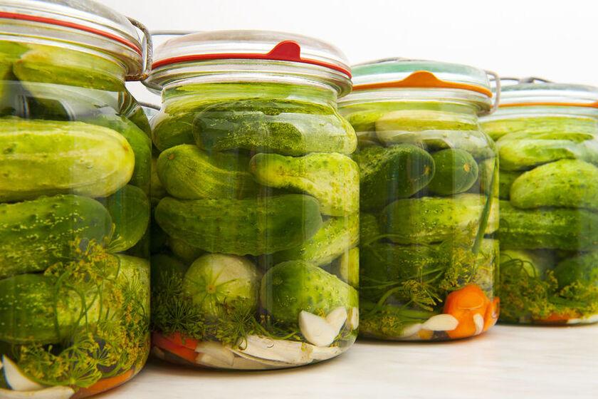 Ogóki na poprawę flory bakteryjnej jelit