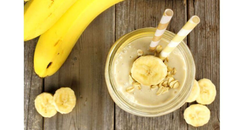 Danie z bananów