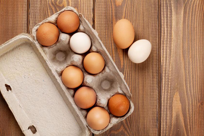 Jajka w diecie odchudzającej