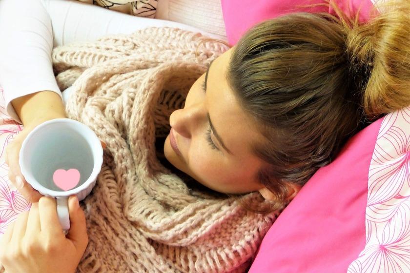 Bolące gardło w czasie przeziębienia