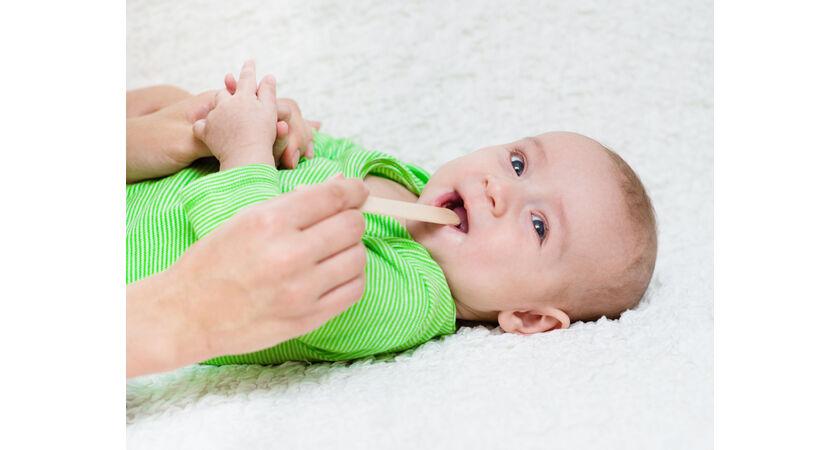 Infekcja zapalna gardła u dziecka