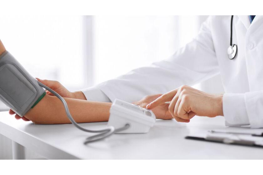 Mierzenie ciśnienia i pulsu