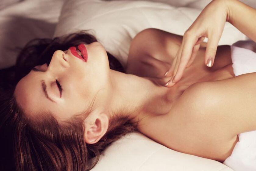 Orgazm u kobiety