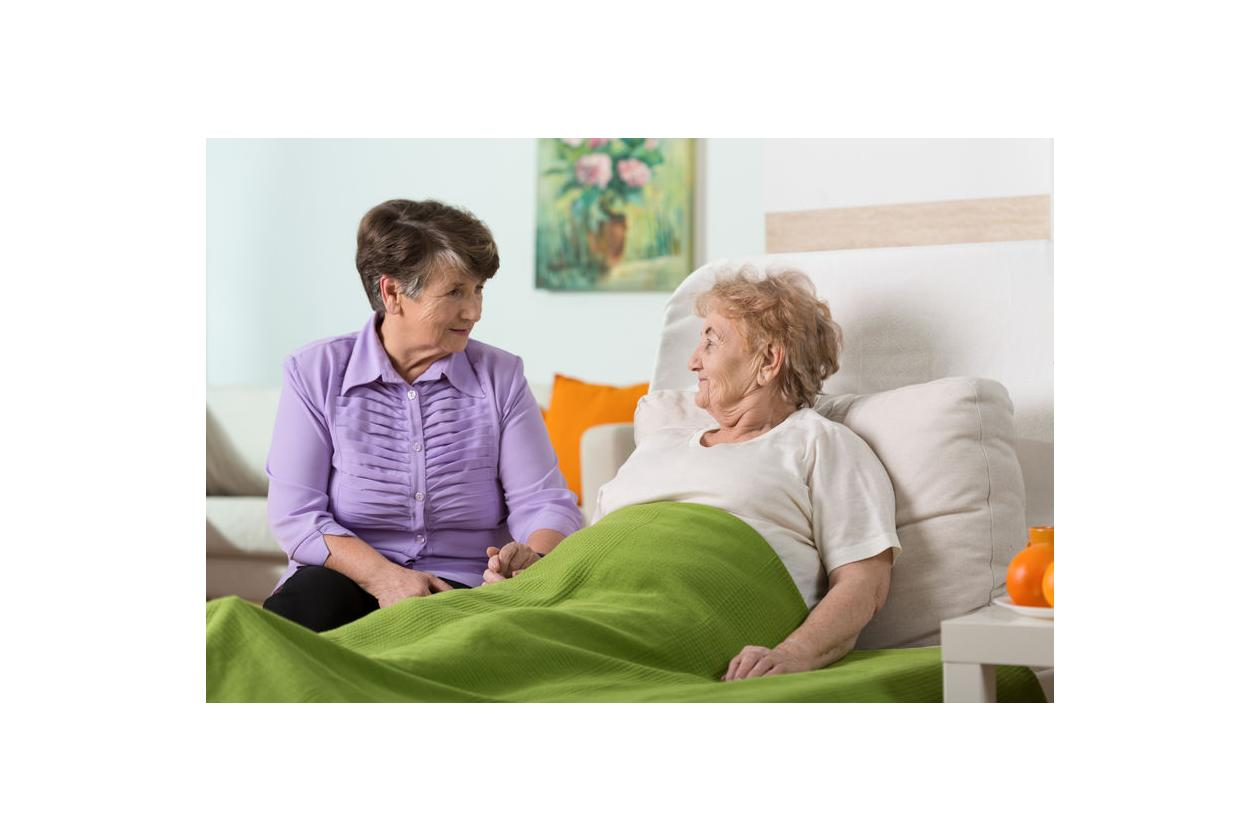 Opieka nad osoba chorą