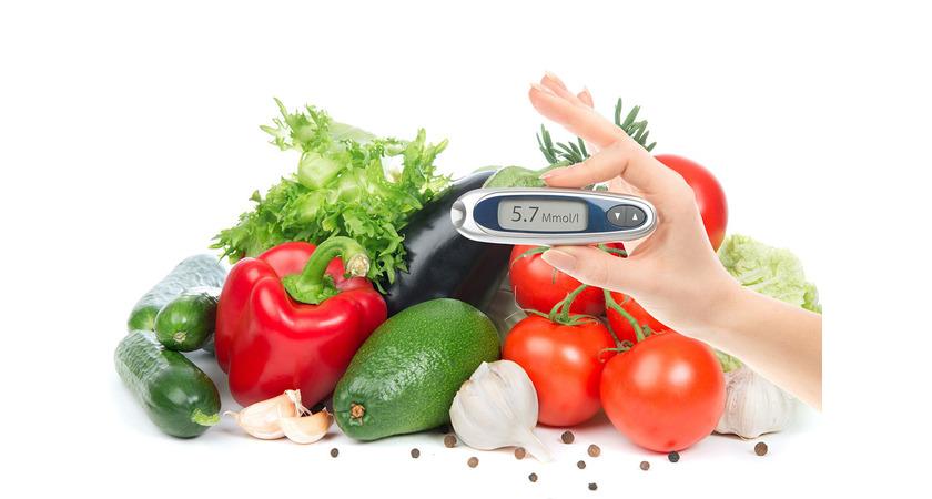 Warzywa i owoce dla cukrzyka