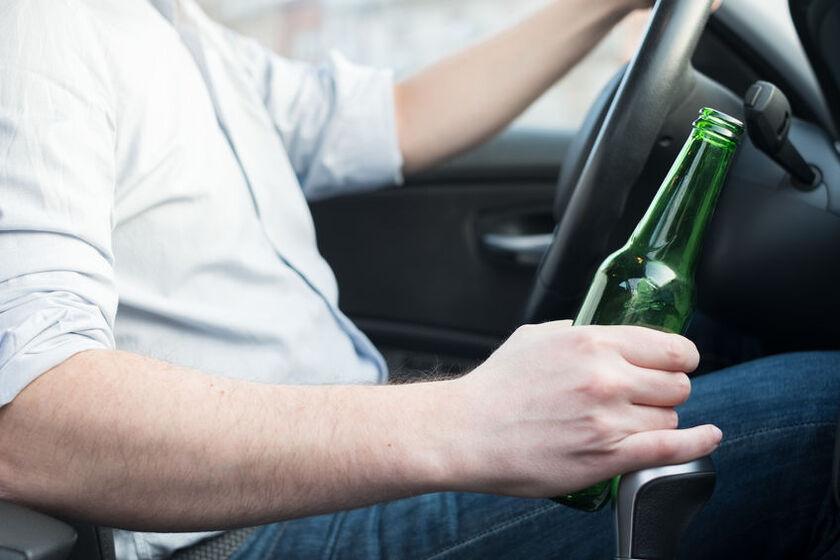 Wypicie piwa a jazda samochodem