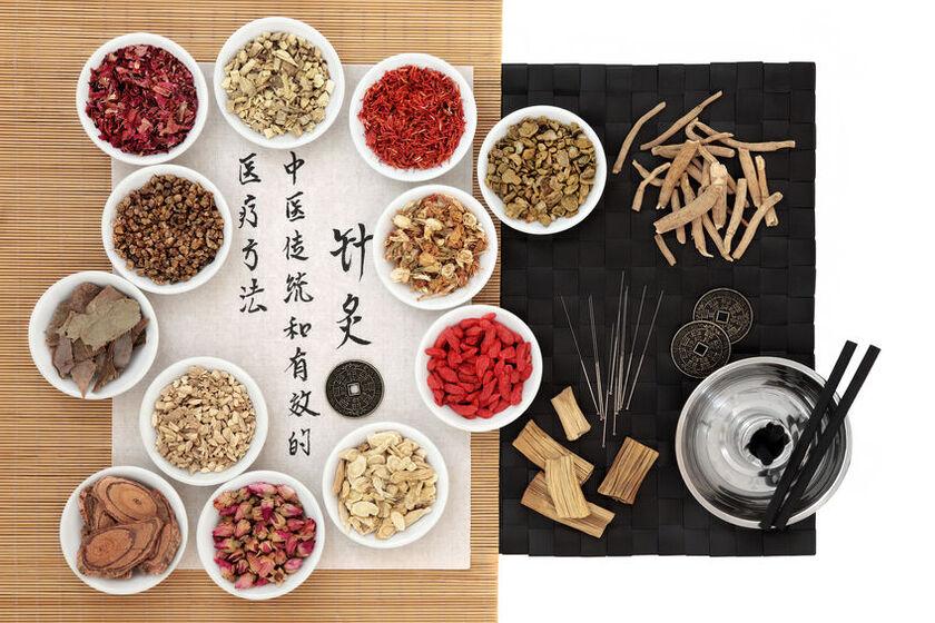 produkty lecznicze z chin