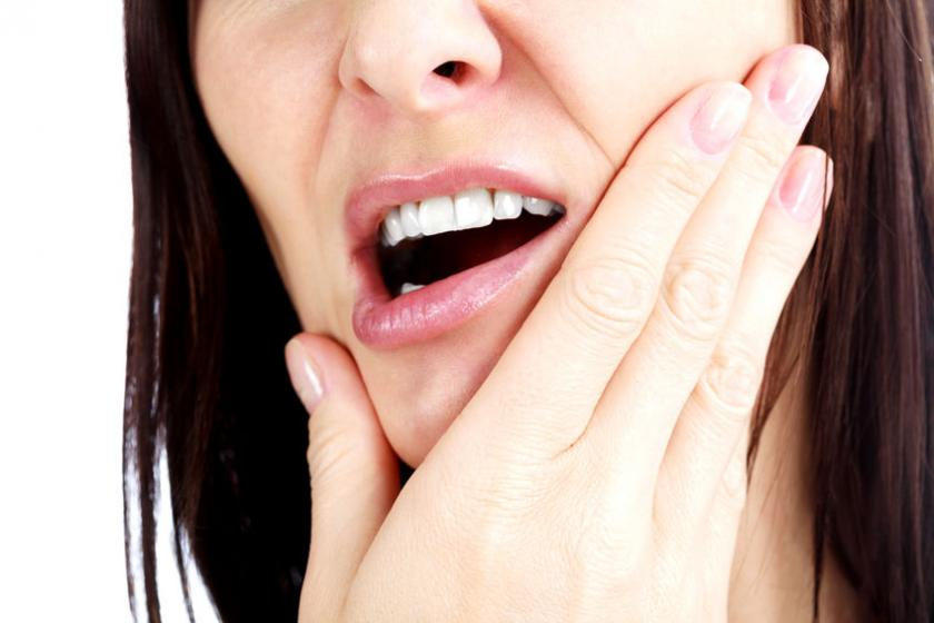 Ból żuchwy