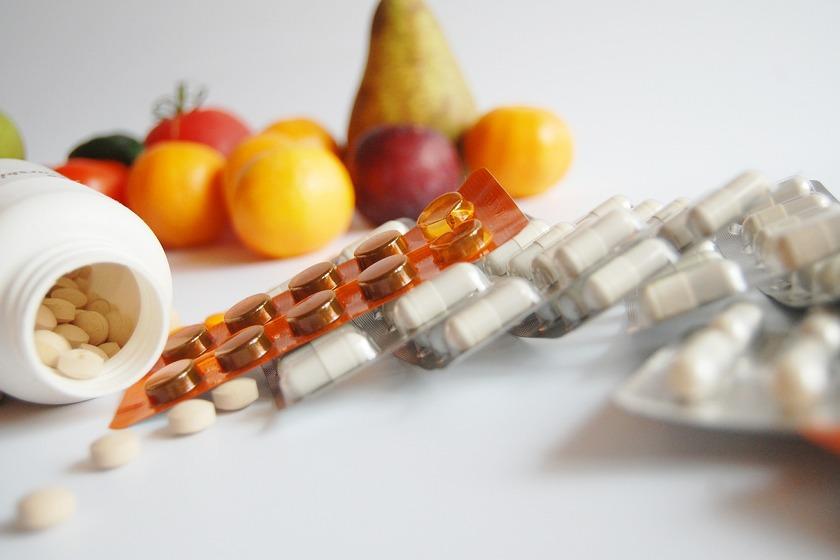 cynk w tabletkach