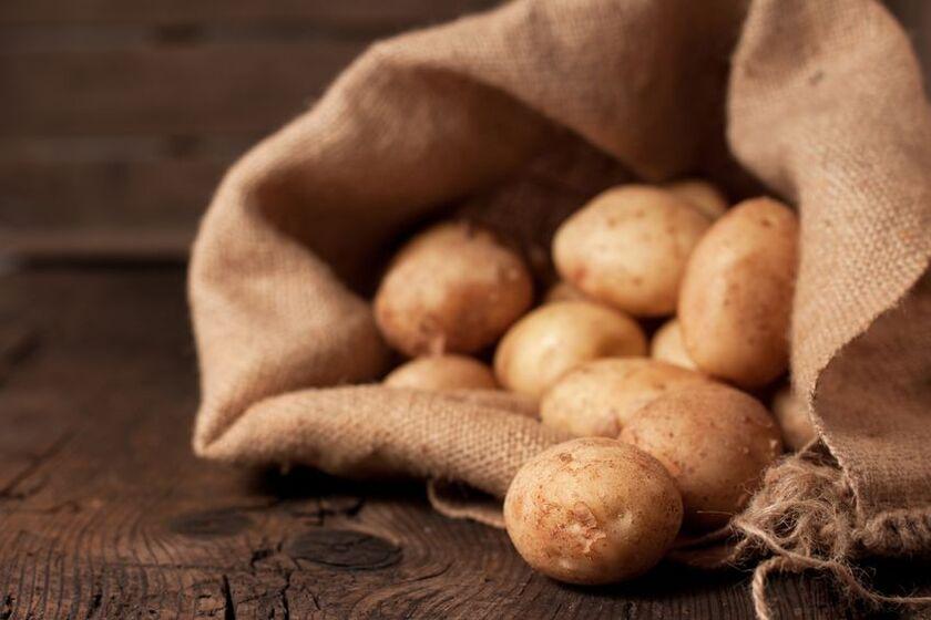 Czy ziemniaki majągluten