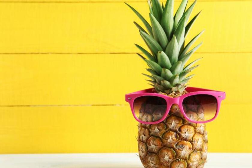 Jak kroić ananasa